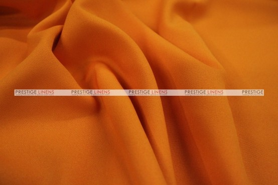 Polyester Poplin (Double-Width) - Fabric by the yard - 431 Orange