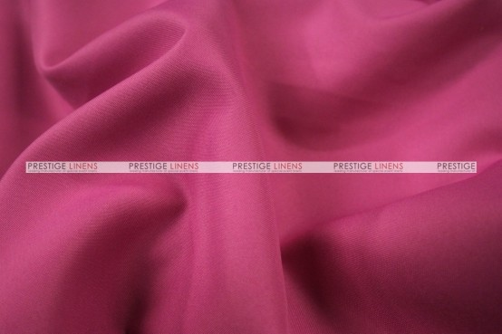 Polyester Poplin (Double-Width) - Fabric by the yard - 529 Fuchsia