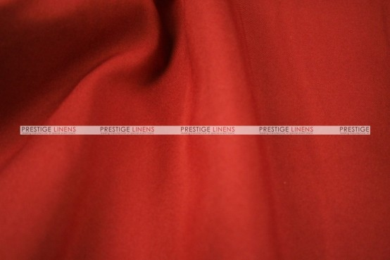 Polyester Poplin (Double-Width) - Fabric by the yard - 626 Red