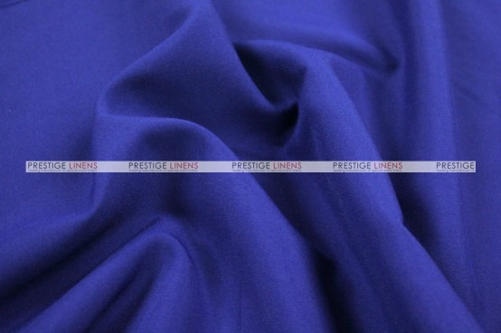 Polyester Poplin (Double-Width) - Fabric by the yard - 933 Royal