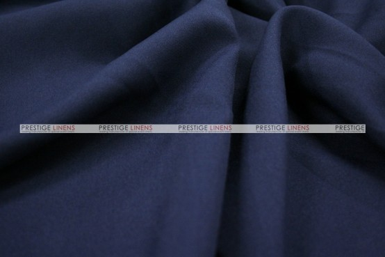 Polyester Poplin (Double-Width) - Fabric by the yard - 934 Navy