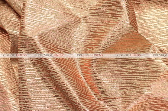 Pulse - Fabric by the yard - Coral