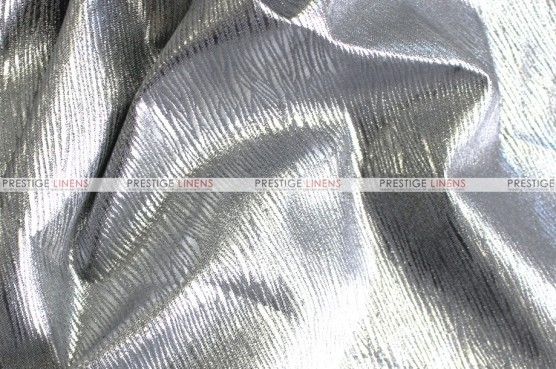Pulse - Fabric by the yard - Silver