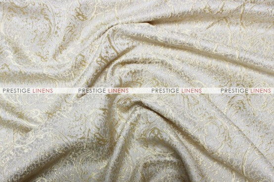 Ramsey - Fabric by the yard - Ivory