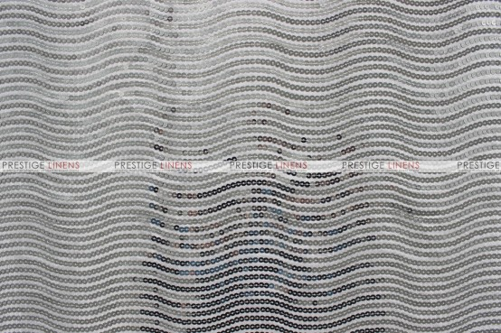 River Rock - Fabric by the yard - Silver