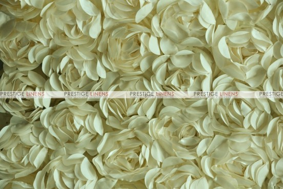 Rose Bordeaux - Fabric by the yard - Dk Ivory