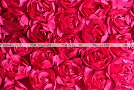 Rose Bordeaux - Fabric by the yard - Fuchsia