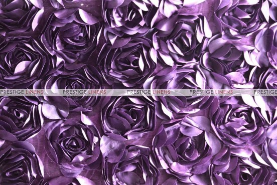 Rose Bordeaux - Fabric by the yard - Plum