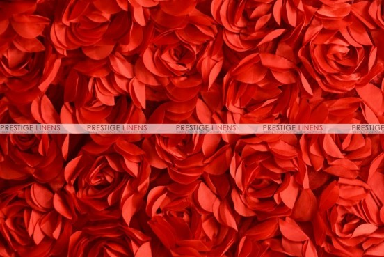 Rose Bordeaux - Fabric by the yard - Red