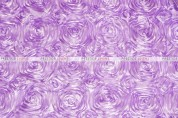 Rosette Satin - Fabric by the yard - Lavender
