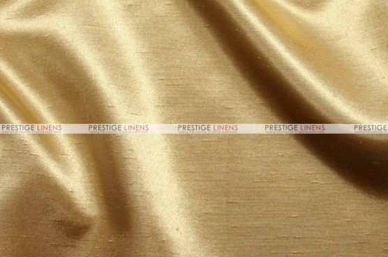 Shantung Satin - Fabric by the yard - 136 Honey