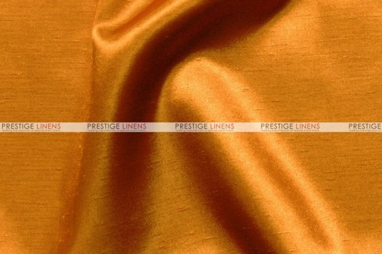 Shantung Satin - Fabric by the yard - 431 Orange