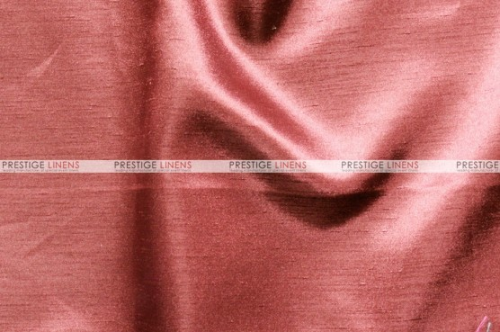 Shantung Satin - Fabric by the yard - 642 Brick