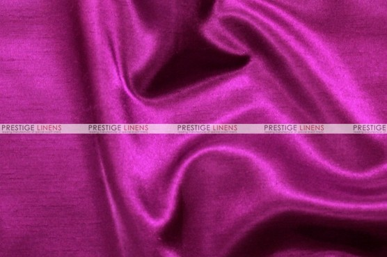 Shantung Satin - Fabric by the yard - 645 Raspberry