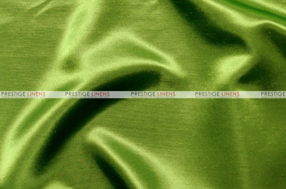 Shantung Satin - Fabric by the yard - 737 Apple Green