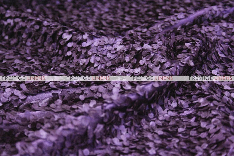 Snow Petal Fabric By The Yard Plum Prestige Linens