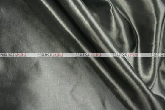 Solid Taffeta - Fabric by the yard - 1146 J Charcoal