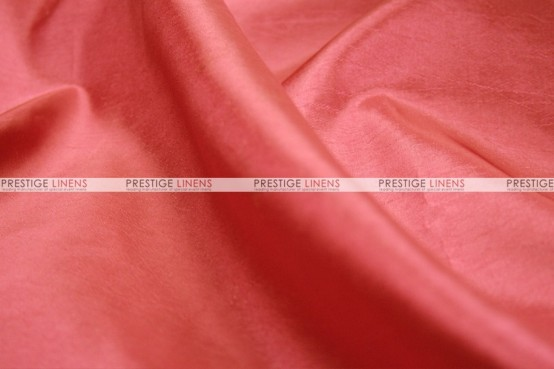 Solid Taffeta - Fabric by the yard - 432 Coral