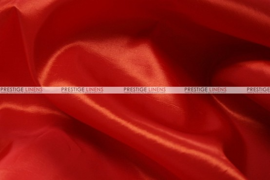 Solid Taffeta - Fabric by the yard - 626 Red