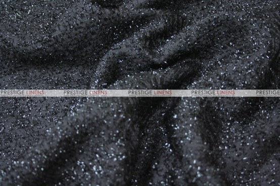 Sparkle Dust - Fabric by the yard - Black