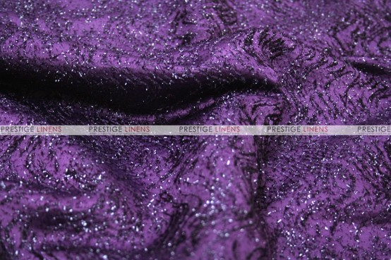 Sparkle Dust - Fabric by the yard - Plum