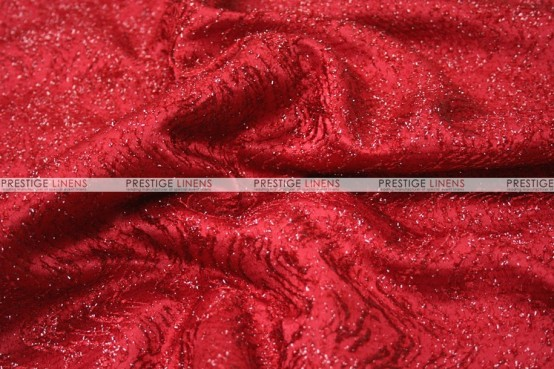 Sparkle Dust - Fabric by the yard - Red