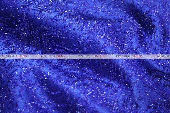 Sparkle Dust - Fabric by the yard - Royal