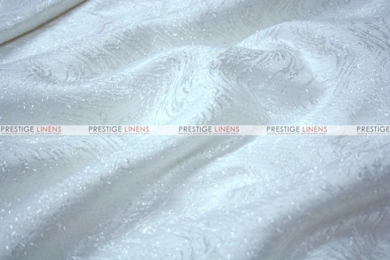 Sparkle Dust - Fabric by the yard - White