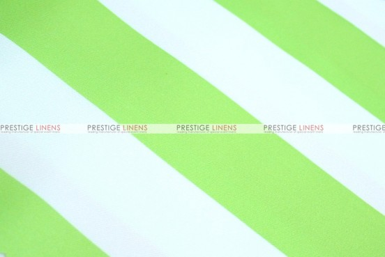 Striped Print Poly - Fabric by the yard - Kiwi