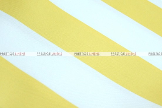 Striped Print Poly - Fabric by the yard - Yellow