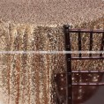 Teardrop Sequins - Fabric by the yard - Blush