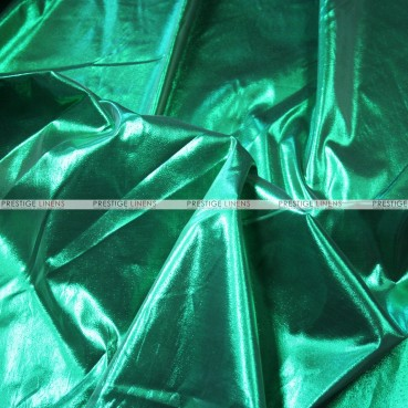 Tissue Lame - Fabric by the yard - Emerald