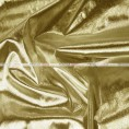 Tissue Lame - Fabric by the yard - Gold