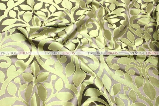 Tuscany Jacquard - Fabric by the yard - Avocado