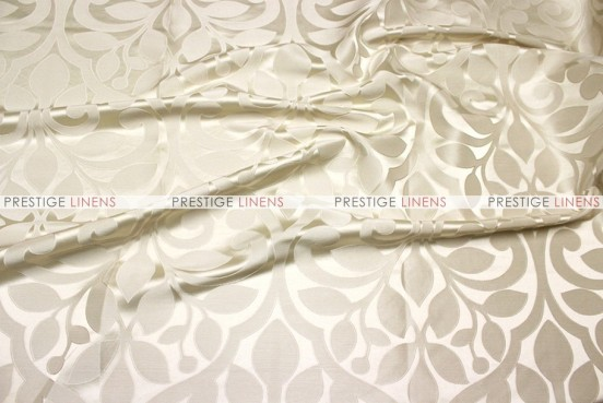 Tuscany Jacquard - Fabric by the yard - Ivory
