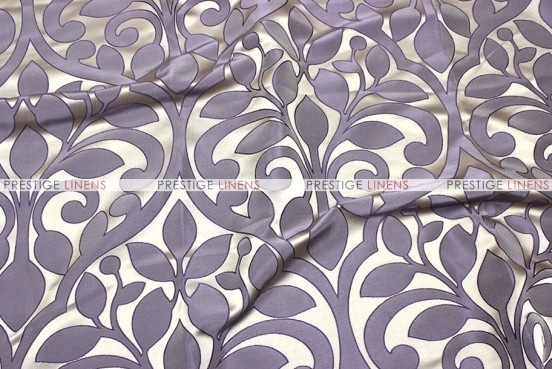 Tuscany Jacquard - Fabric by the yard - Purple