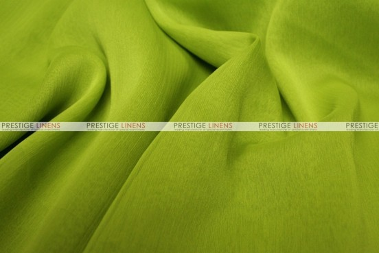 Two Tone Chiffon - Fabric by the yard - Avocado