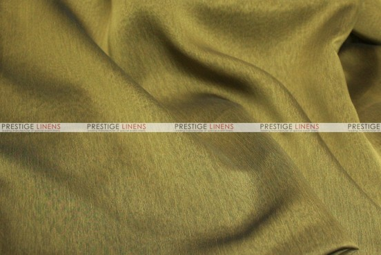 Two Tone Chiffon - Fabric by the yard - Black/Gold