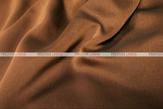 Two Tone Chiffon - Fabric by the yard - Copper