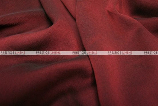 Two Tone Chiffon - Fabric by the yard - Cranberry