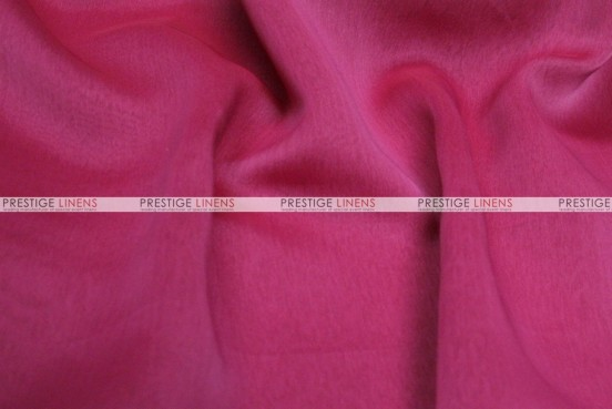 Two Tone Chiffon - Fabric by the yard - Dk Fuchsia