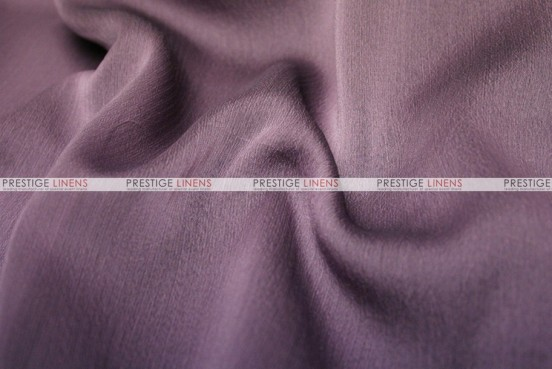 Two Tone Chiffon - Fabric by the yard - Dk Lilac