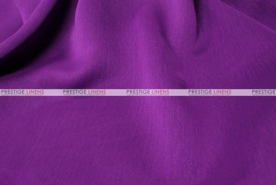 Two Tone Chiffon - Fabric by the yard - Eggplant