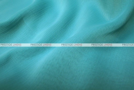 Two Tone Chiffon - Fabric by the yard - Jade