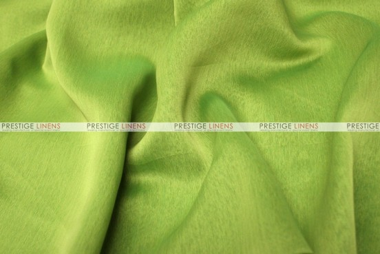 Two Tone Chiffon - Fabric by the yard - Lime