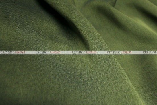 Two Tone Chiffon - Fabric by the yard - Med Olive
