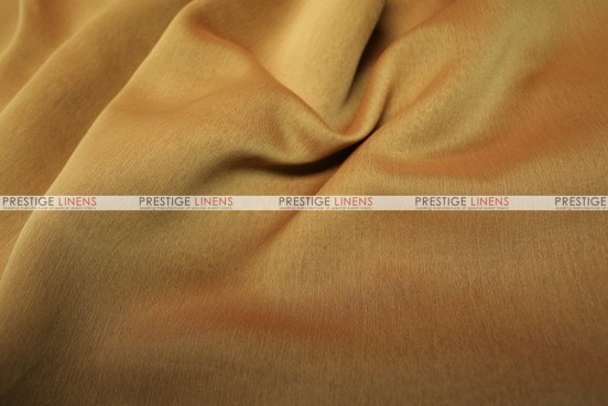 Two Tone Chiffon - Fabric by the yard - Mustard/Purple
