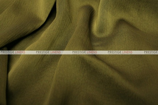 Two Tone Chiffon - Fabric by the yard - Olive