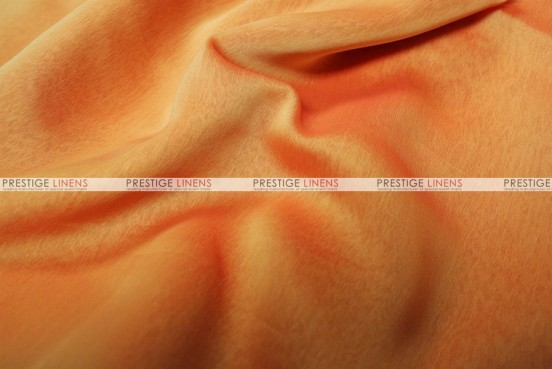 Two Tone Chiffon - Fabric by the yard - Orange