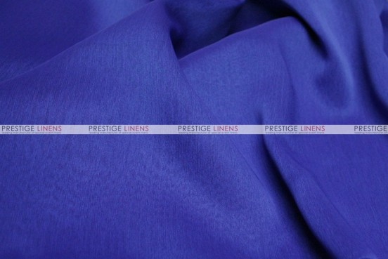 Two Tone Chiffon - Fabric by the yard - Pucci Royal